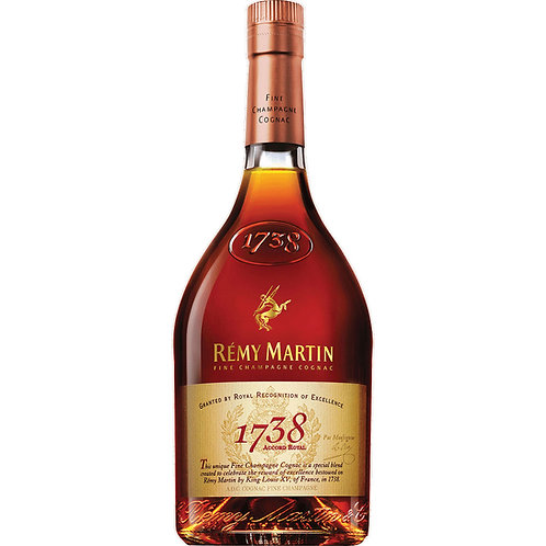 Remy Martin 1738 Cognac - Full Size Bottle