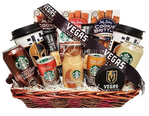 Las Vegas Golden Knights - Starbucks Coffee Break