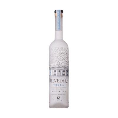 Belvedere Vodka - Full Size Bottle