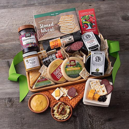 Platter of Artisan Gourmet Foods Gift