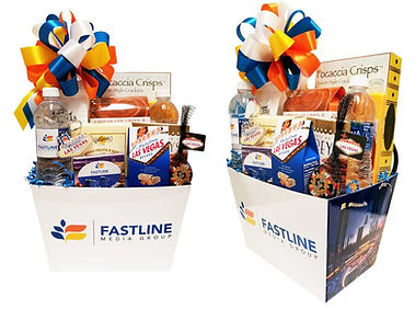 New Hire Fastline Media Group Gifts