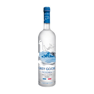 Grey Goose Vodka - Full Size Bottle