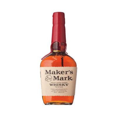 Maker's Mark Bourbon Whisky - Full Size Bottle