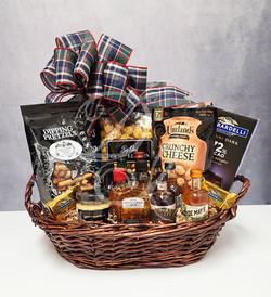 Custom Bosses Day Gift Basket