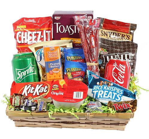 Hotel Room Snacker - Snacks - Petite Size