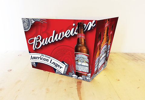 Themed Gift Box - Budweiser Beer