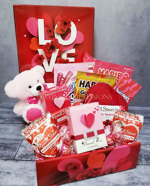 Sending All My Love Valentine's Day Gift Box