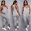 Thumbnail: Exotic Design Sexy Style Women Jumpsuit Spaghetti Strap Sleeveless Romper