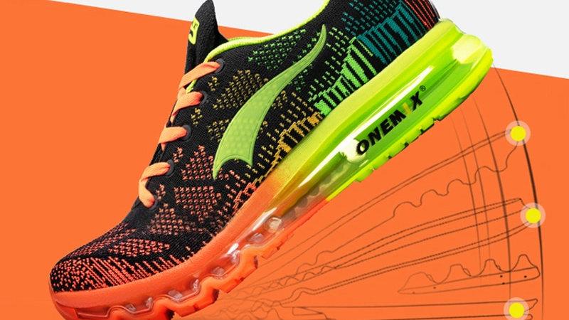 Outdoor Sport Running Shoes Men Breathable Sport Shoes  Men Sneakers Men