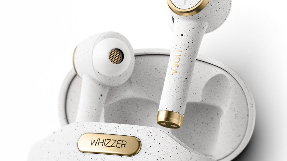 WHIZZER TP1S TWS Wireless Bluetooth  Microphone 48hStandby Noise Cancellation