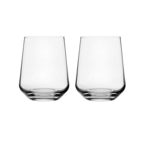 "Set de 2 verres à eau ""Essence"" - Iittala"