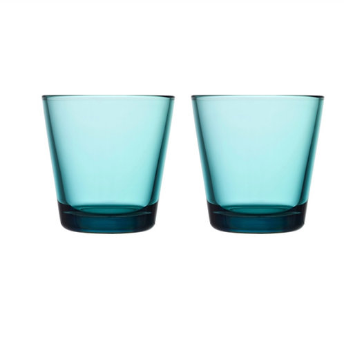 "Set de 2 verres à eau ""Kartio"" - Iittala"
