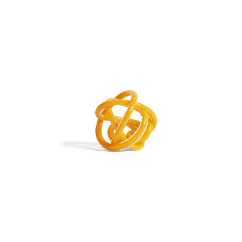 "Knot ""Warm Yellow"" - Hay"