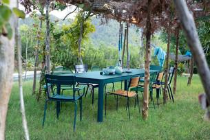 Ribambelle, Luxembourge, Surprising en bleu Acapulco