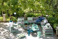 Bellevie en vert opaline, la nouvelle couleur star de cette année!