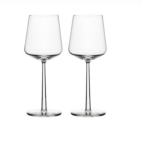 """Set de 2 verres à vin rouge """"Essence"""" - Iittala"""