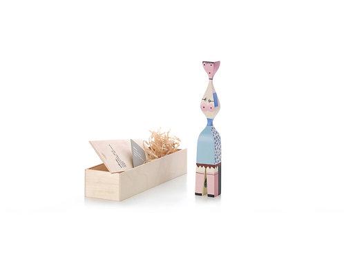 """Poupée décorative """"Wooden doll N°7"""" - Vitra"""