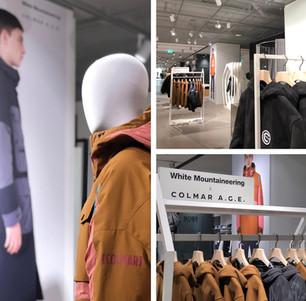 Colmar  Pop-up Store Bijenkorf Amsterdam