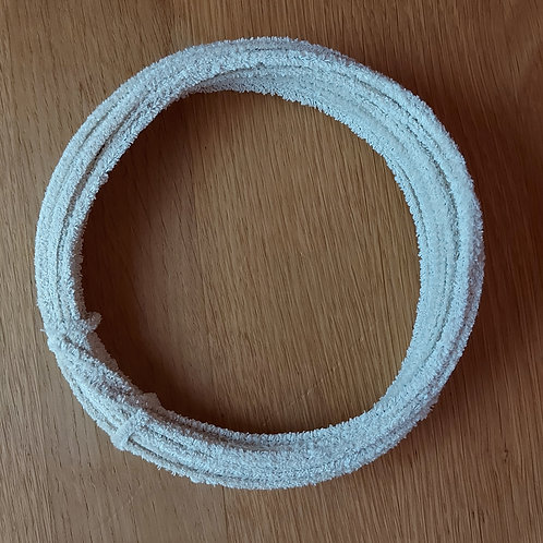 Unbleached Cotton Pipe Cleaner COIL
