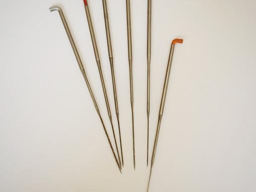 Which felting needle should I be using?