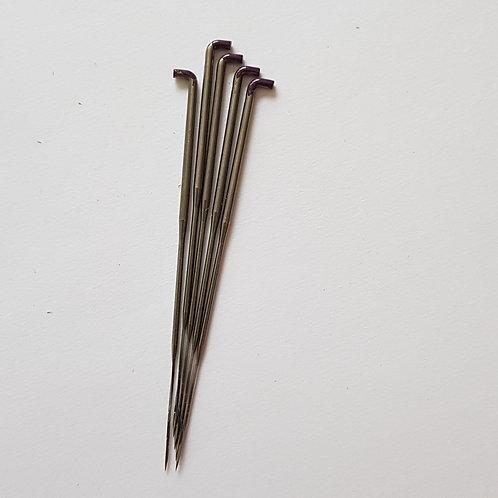 Felting Needles  38 Gauge Star