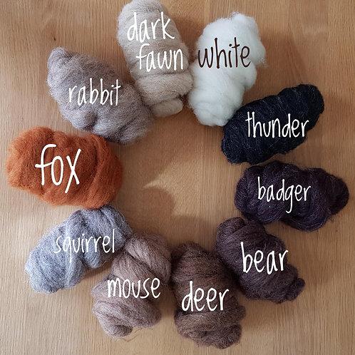 Animal colours Multi-pack