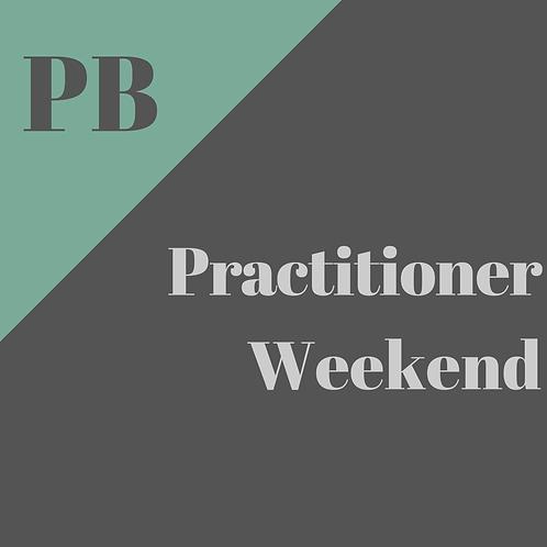 Practitioner Weekend