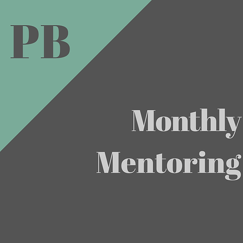 One on One Mentoring with BCTD Dan Young