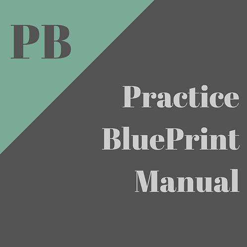 Digital Practice BluePrint Manual