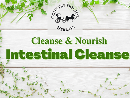 Cleanse & Nourish