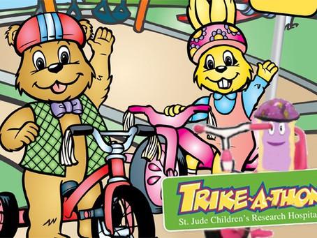 St. Jude's Trike-a-Thon