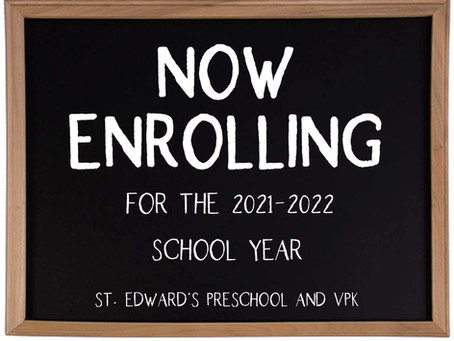 Now Enrolling for the Fall