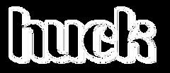 huck magazine logo