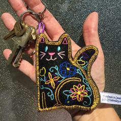 Stuffed keychains
