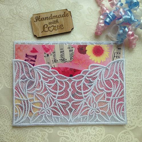 A7 Lace Envelope