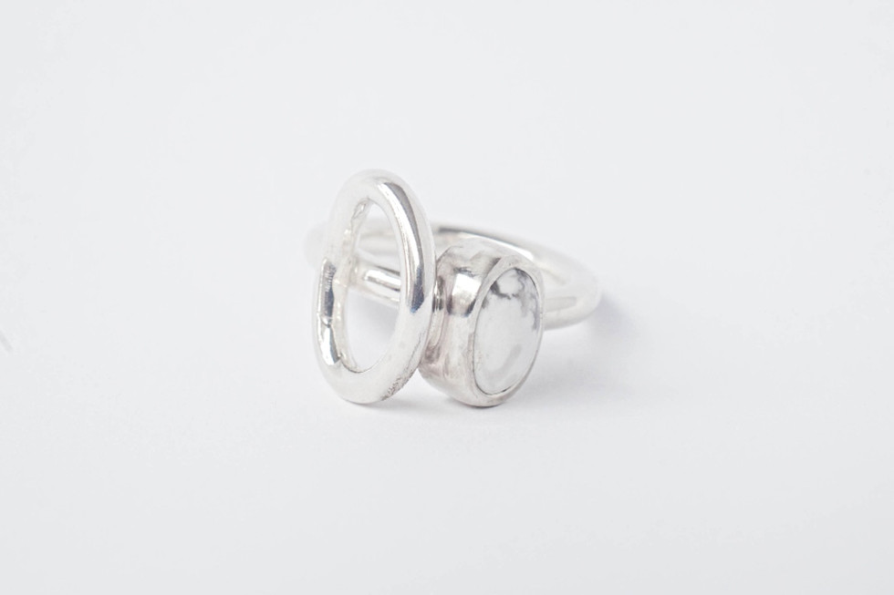 Unevenly balanced ring