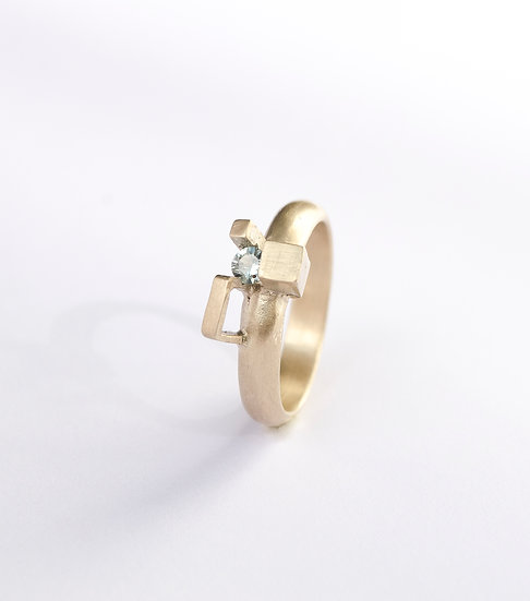 Imperial Ring 14k gold