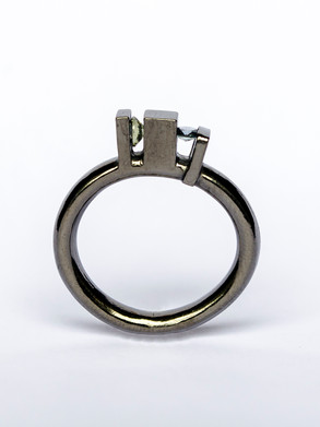 Architectural Mess Skyline ring