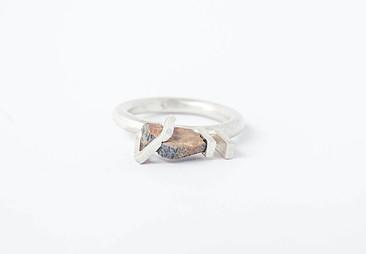 Silver 925, pebble, 2016