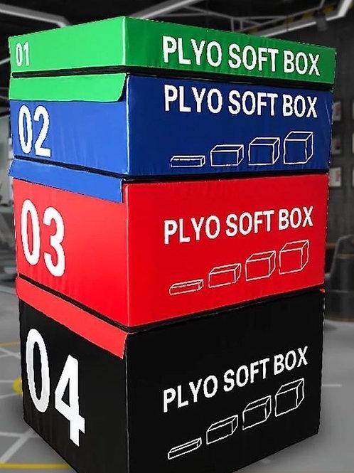 PLYO Box 跳箱