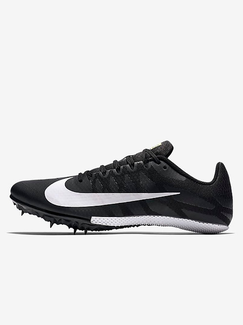 Nike Rival S9 Black (60m-400m)