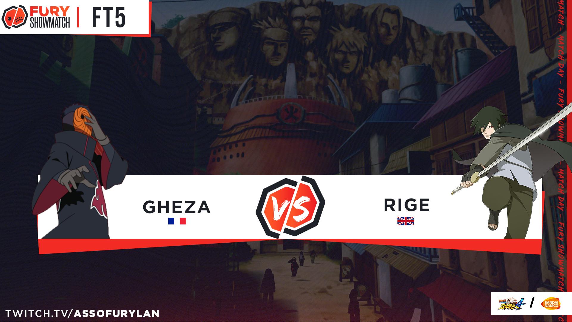 GHEZA vs RIGE