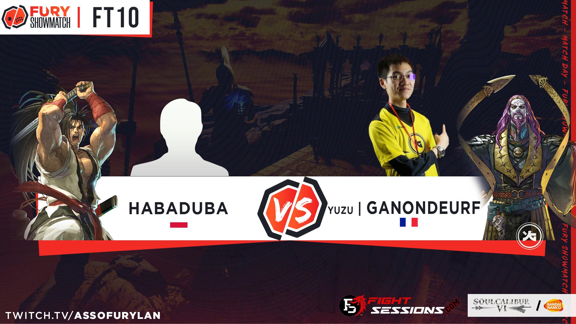 FT10 - habaduba vs ganondeurf