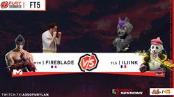 FT5 - FireBlade vs iliink