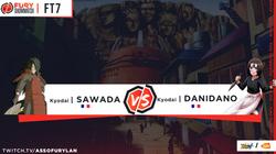 SAWADA vs DANIDANO