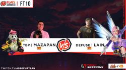 FT10 - MAZAPAN vs Lain