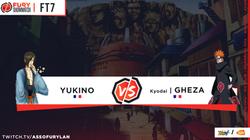 YUKINO vs GHEZA