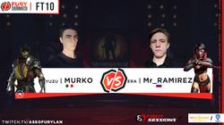 Murko vs Ramirez