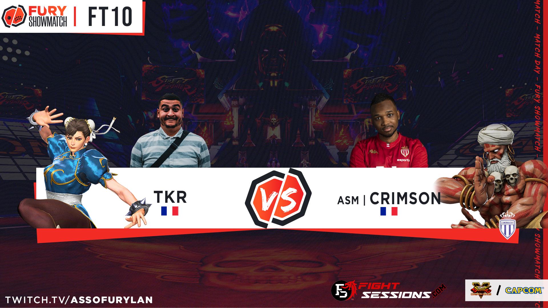 FT10 - TKR vs Crimson