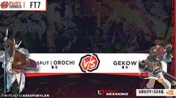 FT7 - orochir vs gekow